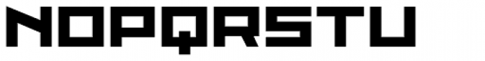 Proto Sans 56 Font UPPERCASE