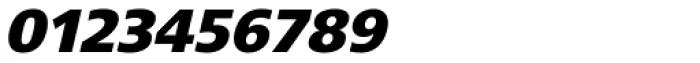 Protocol Chashay MF Black Italic Font OTHER CHARS
