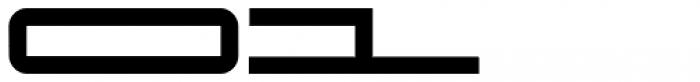 Protrakt Variable Heavy-Exp-Nine Font OTHER CHARS