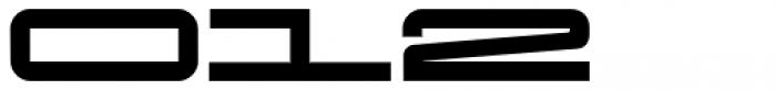 Protrakt Variable Heavy-Exp-Six Font OTHER CHARS