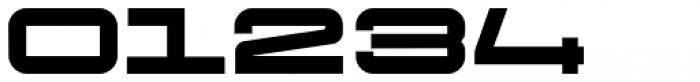Protrakt Variable Heavy-Exp-Three Font OTHER CHARS