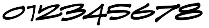 Prov Architect NDP Italic Font OTHER CHARS