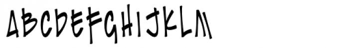 Prov Designer NDP Font LOWERCASE