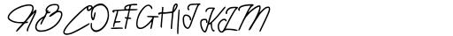 Provincia Regular Font UPPERCASE