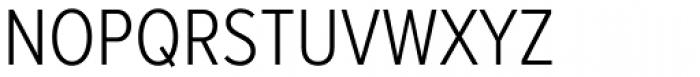 Proxima Nova A Cond Light Font UPPERCASE
