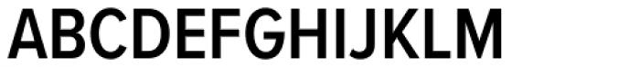 Proxima Nova A Cond SemiBold Font UPPERCASE