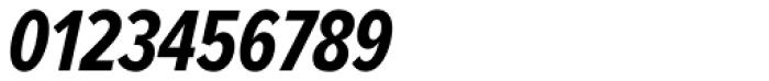 Proxima Nova A ExtraCond Bold Italic Font OTHER CHARS