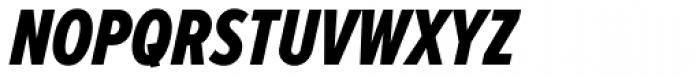 Proxima Nova A ExtraCond ExtraBold Italic Font UPPERCASE