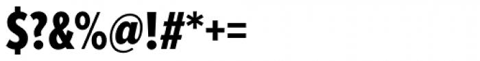Proxima Nova A ExtraCond ExtraBold Font OTHER CHARS