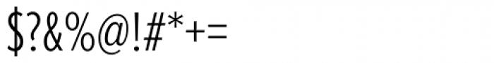 Proxima Nova A ExtraCond Light Font OTHER CHARS