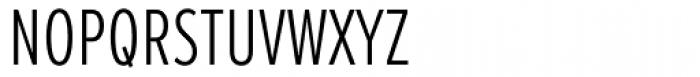 Proxima Nova A ExtraCond Light Font UPPERCASE