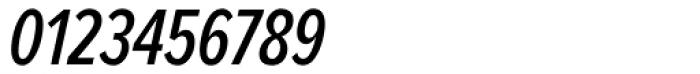 Proxima Nova A ExtraCond Medium Italic Font OTHER CHARS