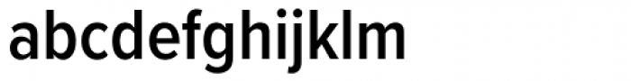 Proxima Nova Cond SemiBold Font LOWERCASE