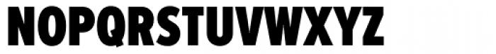 Proxima Nova ExtraCond Black Font UPPERCASE