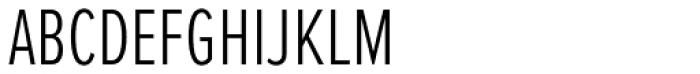 Proxima Nova ExtraCond Light Font UPPERCASE