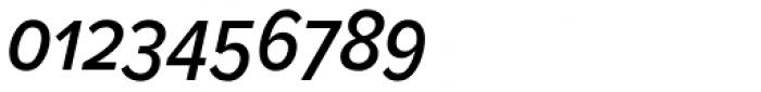 Proxima Nova S Cond Medium Italic Font OTHER CHARS