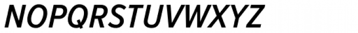 Proxima Nova S Cond Medium Italic Font LOWERCASE