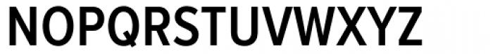 Proxima Nova S Cond SemiBold Font UPPERCASE