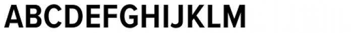 Proxima Nova S Cond SemiBold Font LOWERCASE