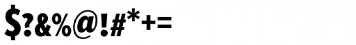 Proxima Nova S ExtraCond ExtraBold Font OTHER CHARS
