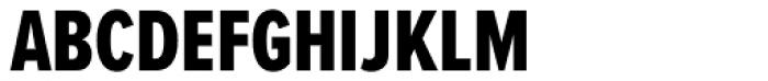 Proxima Nova S ExtraCond ExtraBold Font UPPERCASE