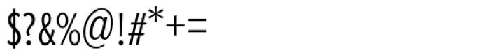 Proxima Nova S ExtraCond Light Font OTHER CHARS