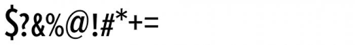 Proxima Nova S ExtraCond Medium Font OTHER CHARS