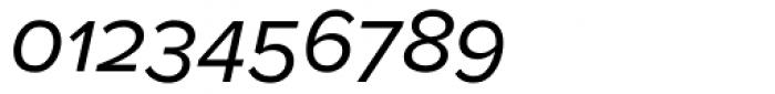 Proxima Nova S Italic Font OTHER CHARS
