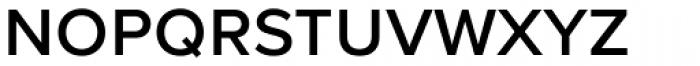 Proxima Nova S Medium Font LOWERCASE