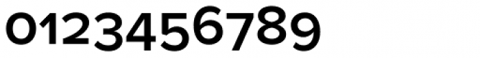 Proxima Nova S SemiBold Font OTHER CHARS