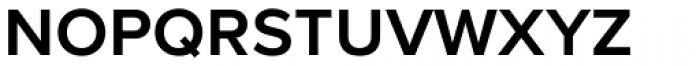 Proxima Nova S SemiBold Font LOWERCASE