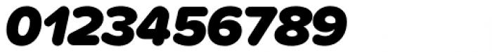 Proxima Soft Black Italic Font OTHER CHARS