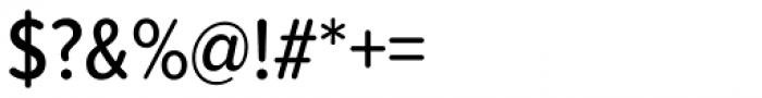 Proxima Soft Cond Medium Font OTHER CHARS