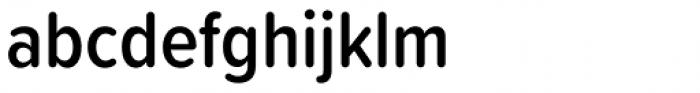 Proxima Soft Cond SemiBold Font LOWERCASE