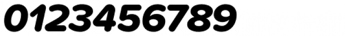 Proxima Soft ExtraBold Italic Font OTHER CHARS