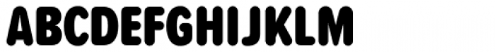 Proxima Soft ExtraCond Black Font UPPERCASE