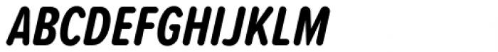 Proxima Soft ExtraCond Bold Italic Font UPPERCASE