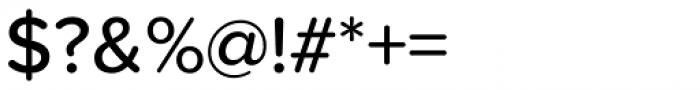 Proxima Soft Medium Font OTHER CHARS