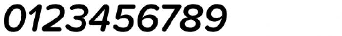 Proxima Soft SemiBold Italic Font OTHER CHARS