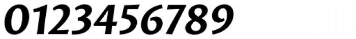 Proza Bold Italic Font OTHER CHARS