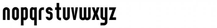 Prozak Bold Font LOWERCASE
