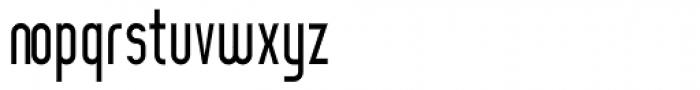 Prozak Light Font LOWERCASE