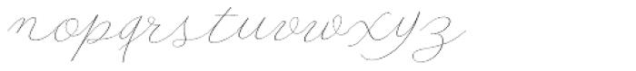 Pr Font LOWERCASE
