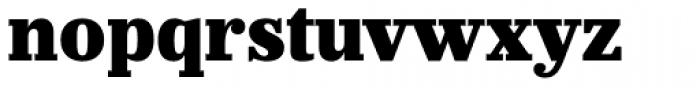Prumo Banner Black Font LOWERCASE