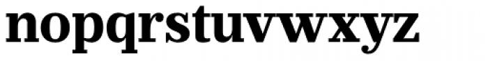 Prumo Banner Bold Font LOWERCASE