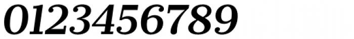 Prumo Banner SemiBold Italic Font OTHER CHARS