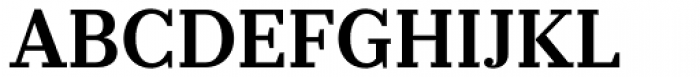 Prumo Banner SemiBold Font UPPERCASE