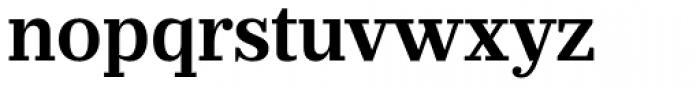 Prumo Banner SemiBold Font LOWERCASE