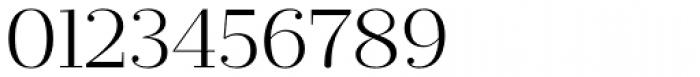 Prumo Deck Light Font OTHER CHARS
