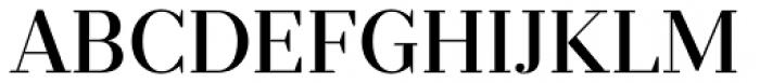 Prumo Deck Medium Font UPPERCASE